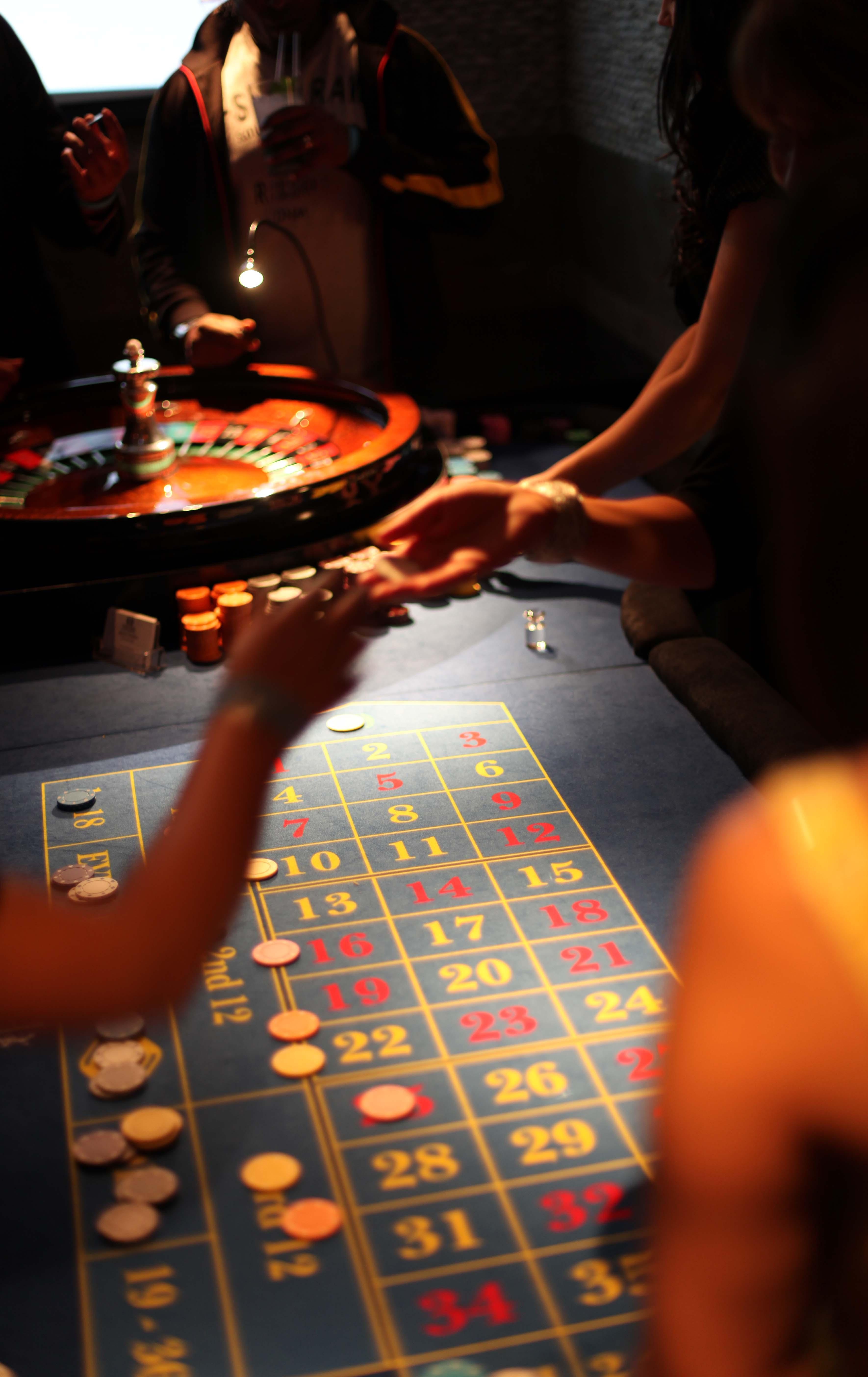 Gambling benefit fund