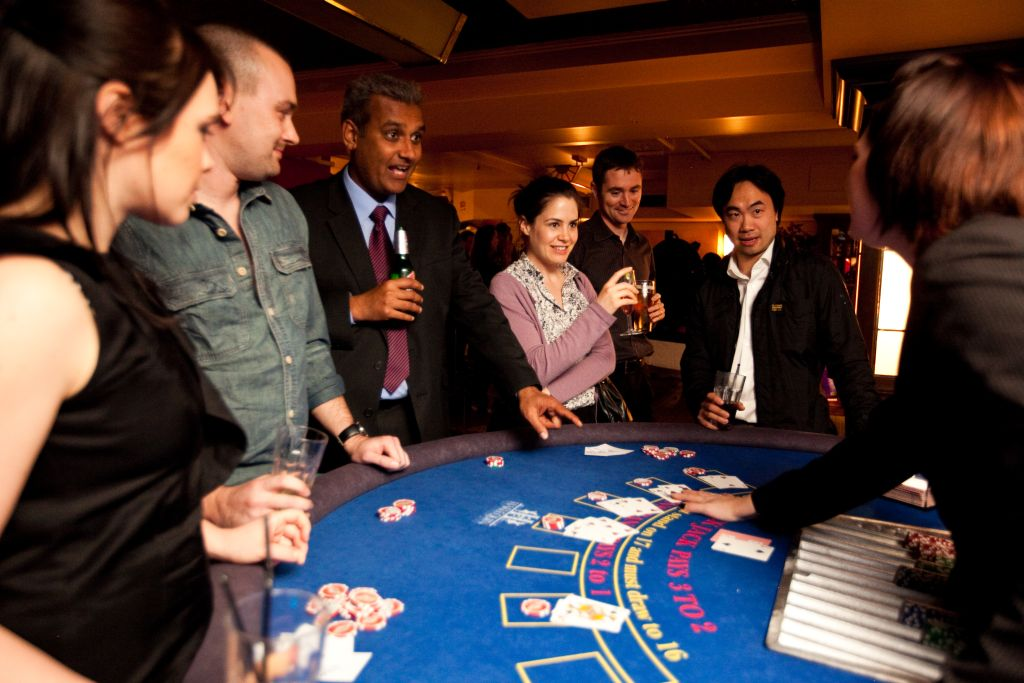 Corporate Fun Casino
