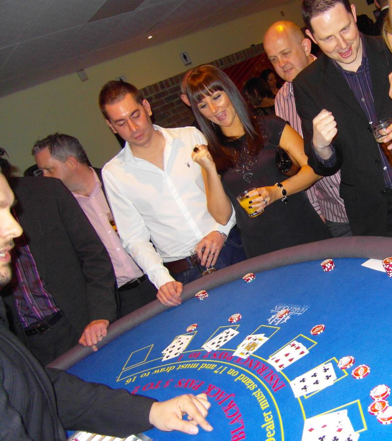 Fun Casino Charity Night